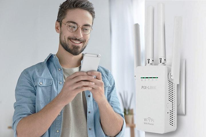 300 Mbps WiFi-forsterker