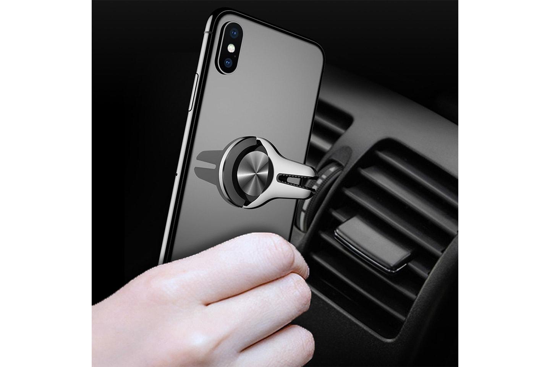 Smart mobilhållare