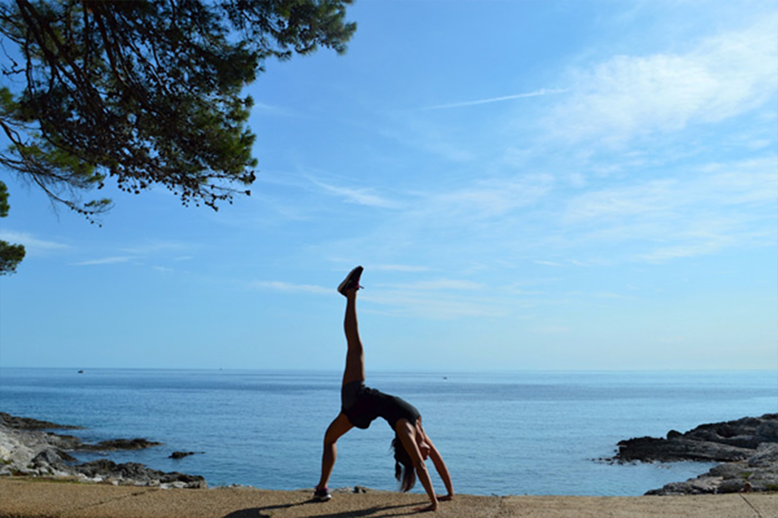 Yogaresa till Kroatien med Travea