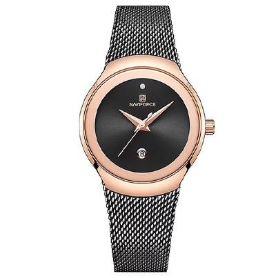 Svart, Naviforce 5004 Woman's elegant watch, Damklocka från Naviforce, ,  (1 av 1)