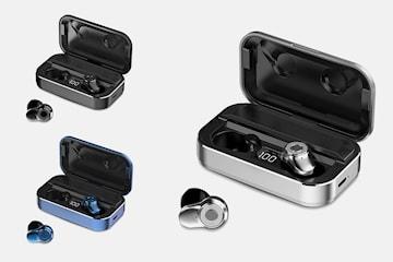 Trådlösa Bluetooth-hörlurar inkl. laddare