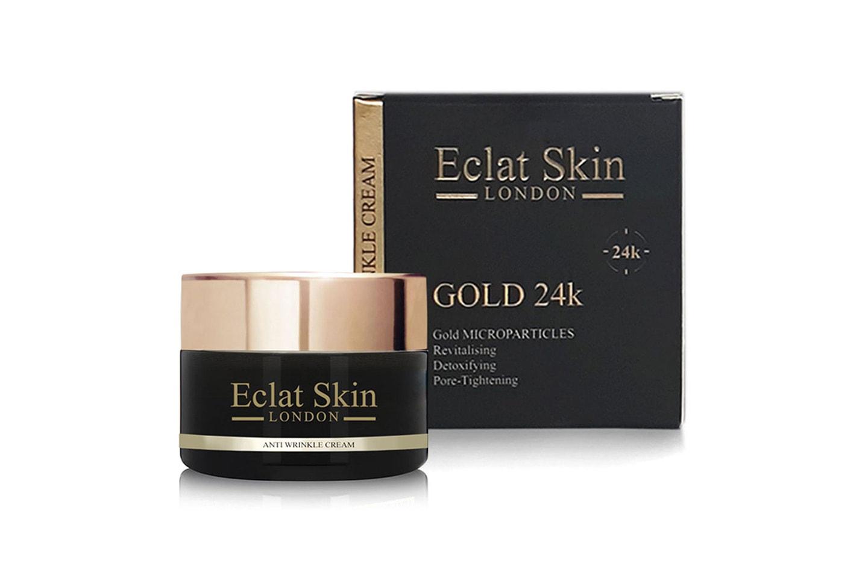24K hudvård från Eclat Skin