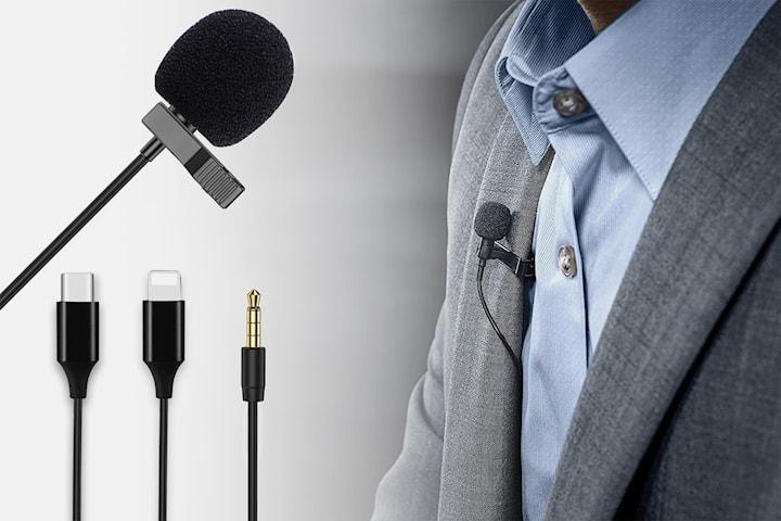 Lavalier mikrofon