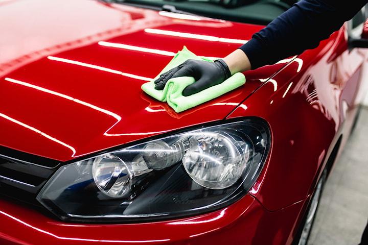 Biltvätt eller rekond hos VIP Rekond
