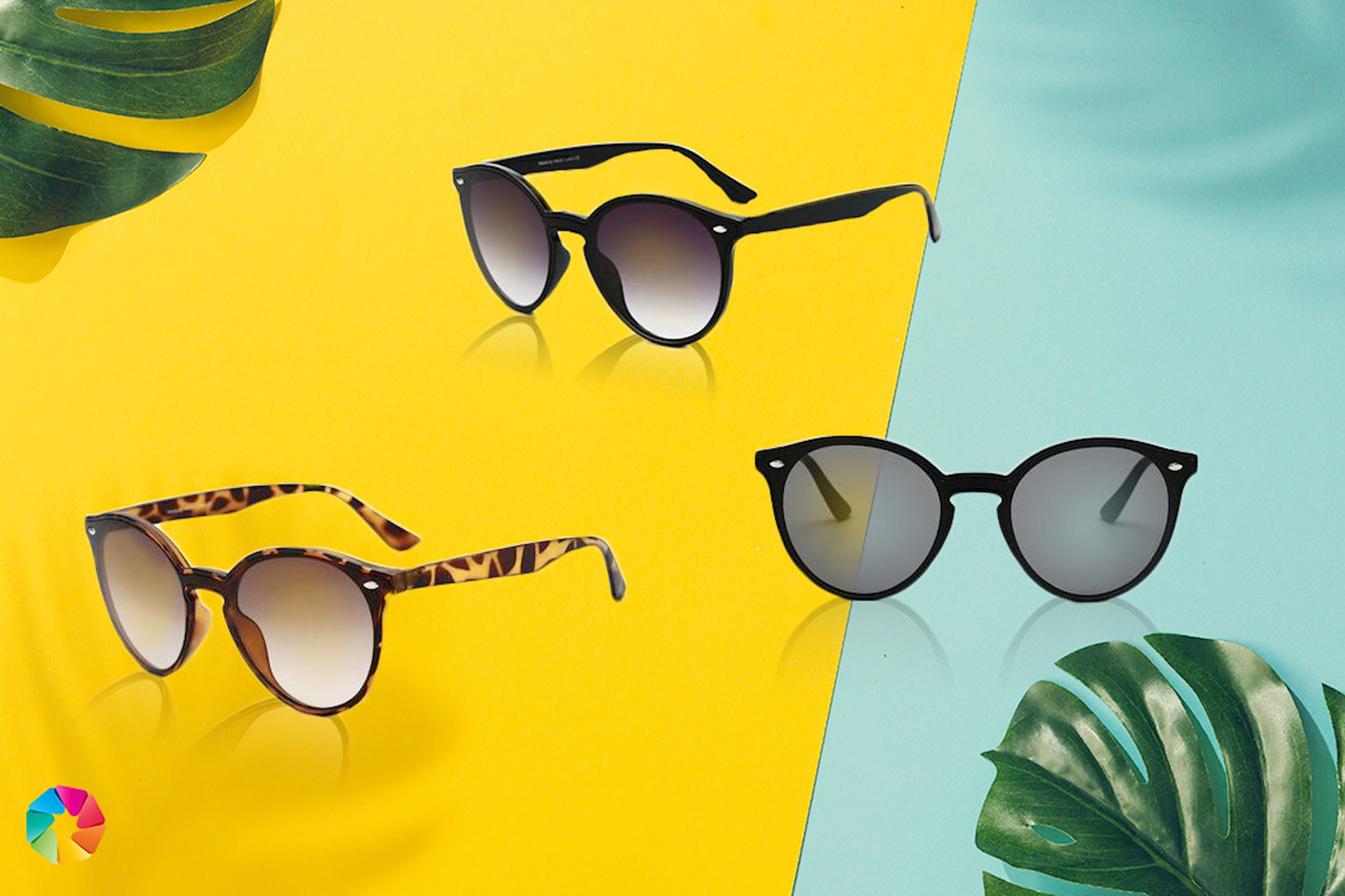 Solglasögon i klassisk design