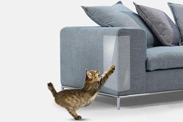 Møbelbeskyttelse 4-pack, skån møblene for katteklor