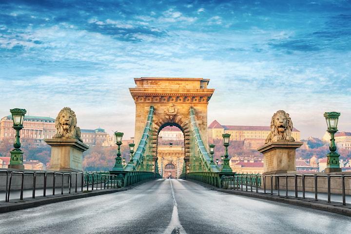 Budapest inkl. direktflyg och 3 eller 4 nätter