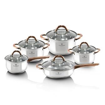 Koppar, 10 pcs cookware set, Blaumann Gourmet Line, Blaumann Gourmet Line köksset 10 delar, ,  (1 av 1)