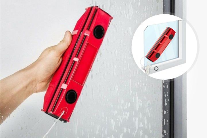 Magnetisk vindusvasker (1 av 2)