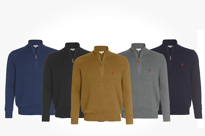 Varm tröja från US Polo