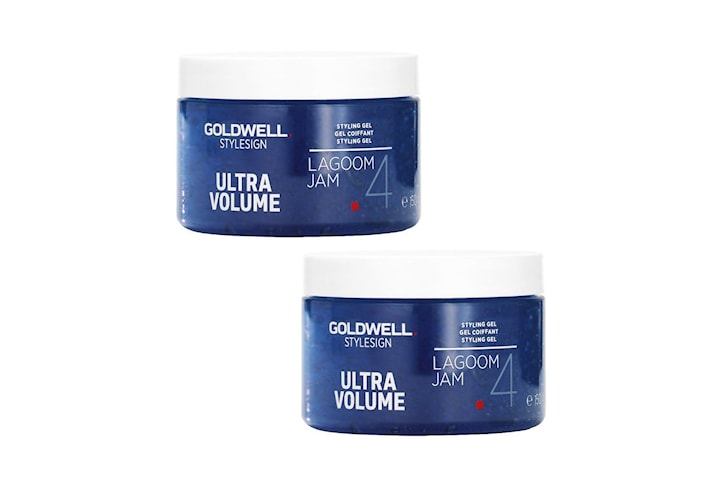 2-pack Goldwell Lagoom Jam Volume Gel 150ml