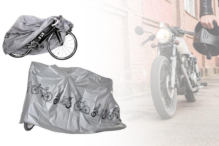 Överdrag för cykel och MC