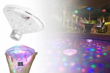 Flytende LED-lys