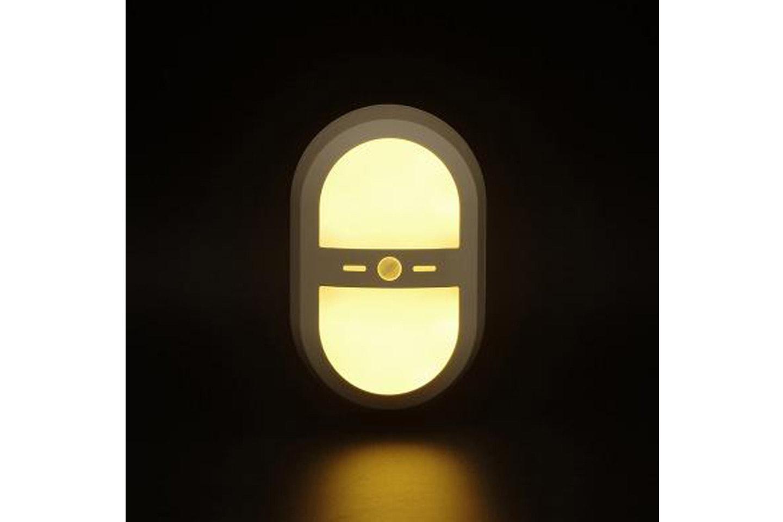 LED-lys med sensor