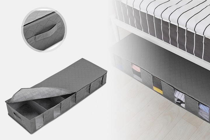 Oppbevaringsboks med vinduer 1-pack eller 2-pack