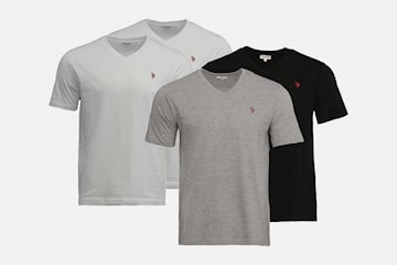 T-skjorter fra U.S. Polo Assn 2-pack