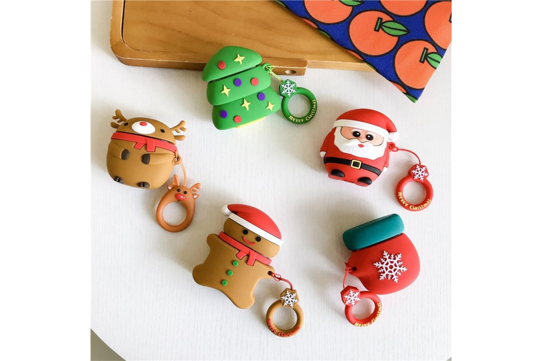 Juleetui til Airpods