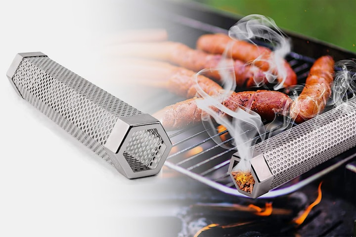 Rök för grillen