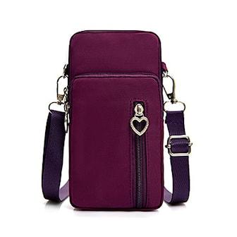 Lilla, Waterproof Crossbody Bag, Crossbody bag, ,