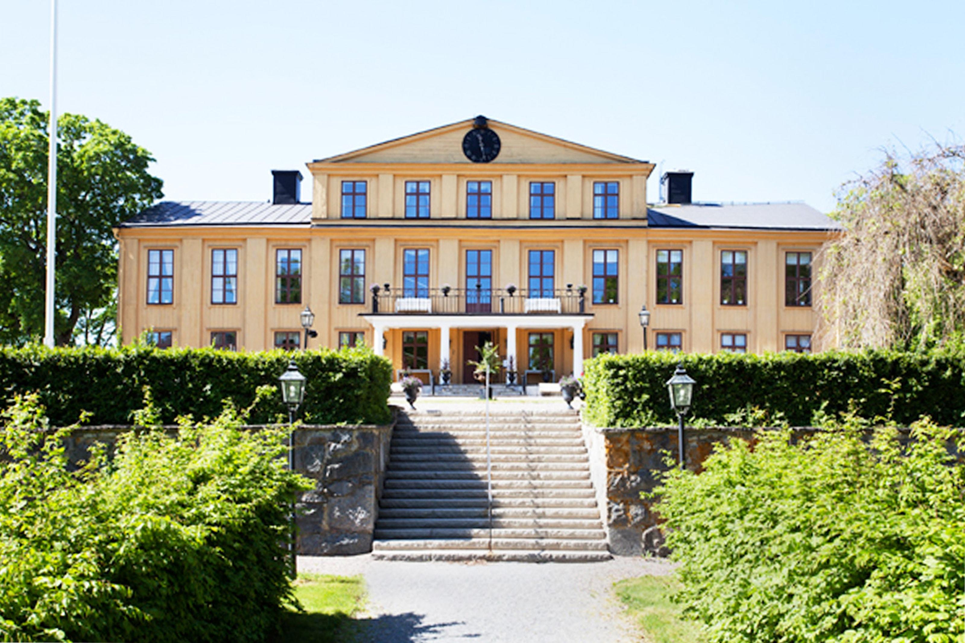 Vårpaket för 2 på Krusenberg Herrgård