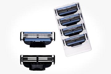 Barberblader kompatible med Mach3