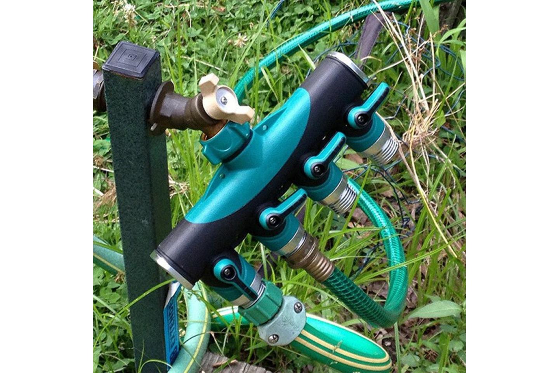 Vanningverktøy til hagen