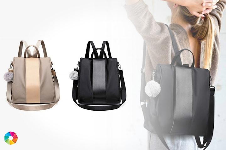 Ryggsäck i snygg design