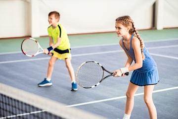Prova på-tennis för barn och ungdomar