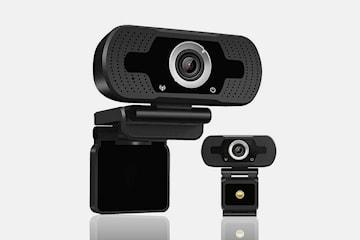 1080P HD webbkamera