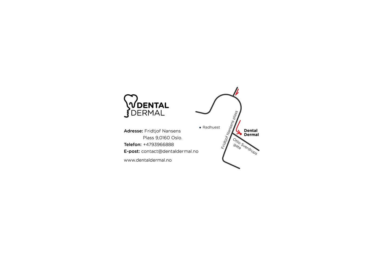 Komplett tannlegeundersøkelse med 3D skann hos Dental & Dermal House