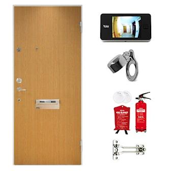 2.Daloc säkerhetsdörr & säkerhetspaket - Lägenhet, 2. Säkerhetsdörr lägenhet inklusive stort säkerhetspaket, ,