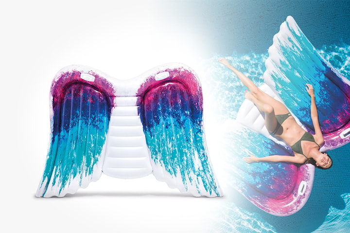 Intex Angel Wings Float badmadrass