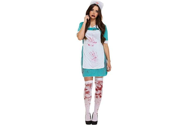 Blodig Sjuksköterska, Maskerad - Halloween
