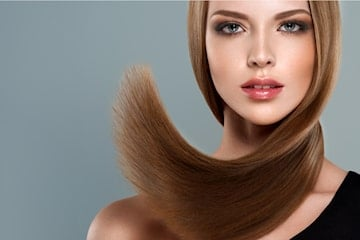 Keratinbehandling hos Beauty Center