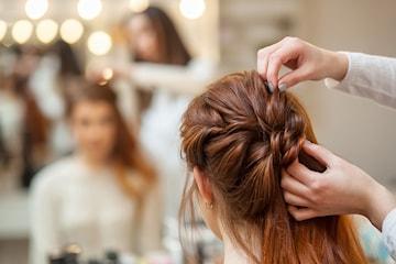 Få styling & make-up hos anerkjente MARLOU - sentralt på Majorstuen