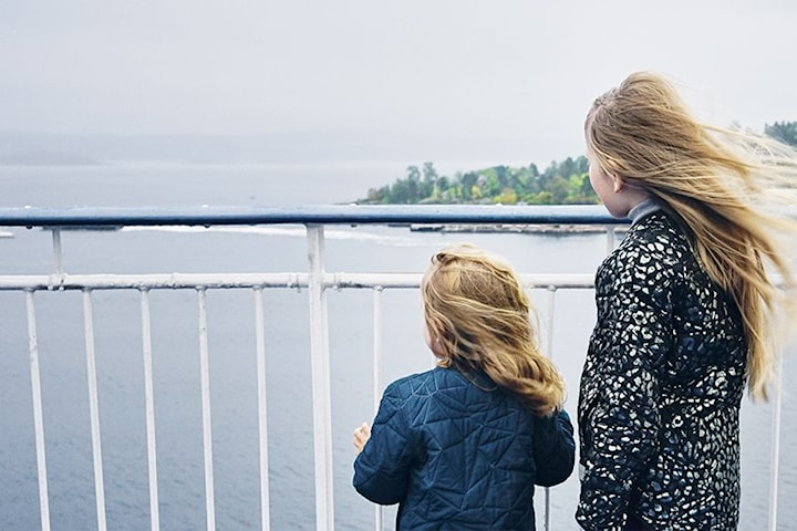 Mini-Cruise til København for 4 personer i standard lugar