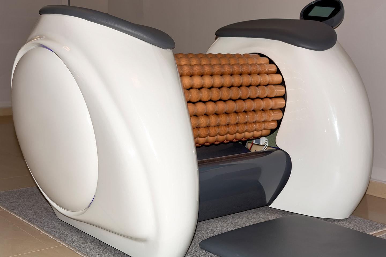 Roll Shaper massasje (10 x 45 minutters behandling)