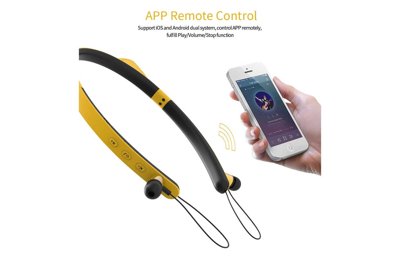 Bluetooth hodetelefoner med dyreører