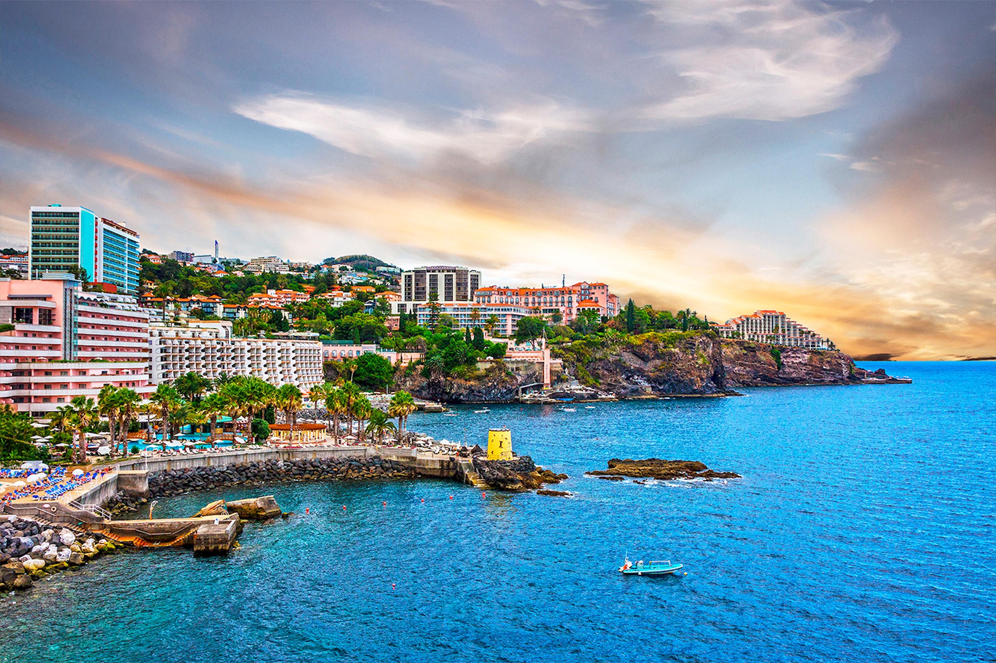 Upplev vackra Madeira