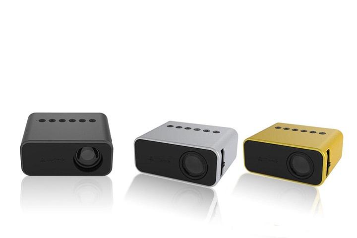 Mini HD-projektor