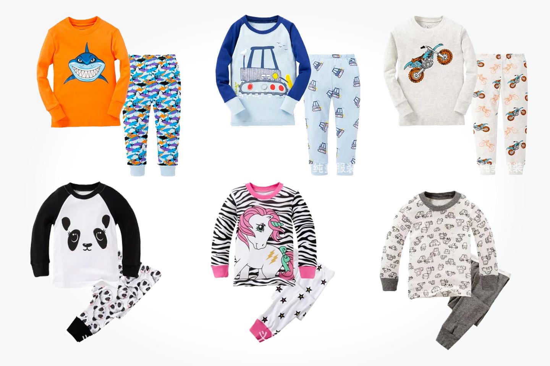 Pysjamas for barn (1 av 22)