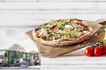 Takeaway! Valgfri pizza hos Glasshuset, i hjertet av Oslo!