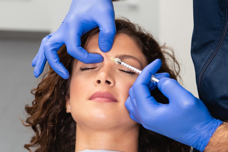 Behandling med botulinumtoxin hos Lala Beauty (1 av 1)