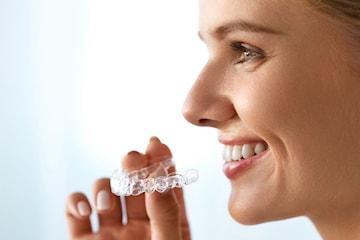 Spar 20 000,- på usynlig tannregulering hos Bergen Tannklinikk