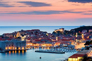 Kroatien med Let's deal travel