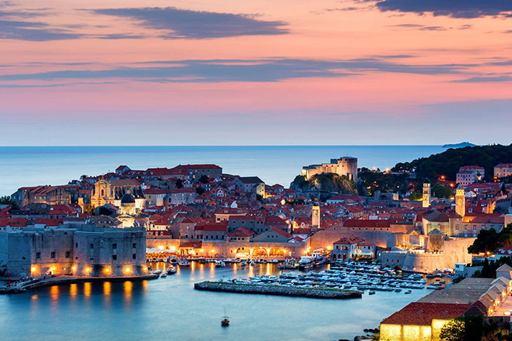 Kroatien med Let's deal travel