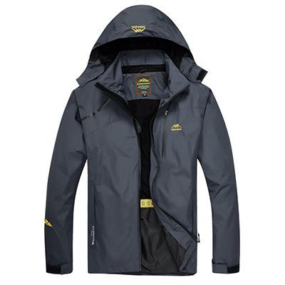 Grå, M, Woman, Outdoor unisex windbreaker jacket, Vindjakke, ,  (1 av 1)