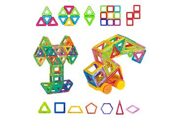 Byggdelar för barnlek - En perfekt present för barn (82 st)