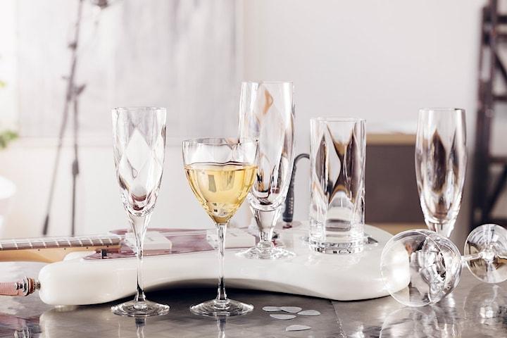 Kosta Boda Chateau glas 6-pack