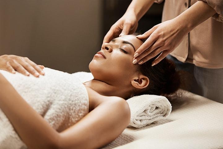 Deluxe-massage, 70 min